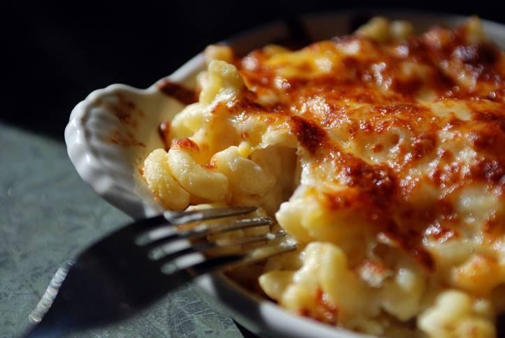 I maccheroni al formaggio