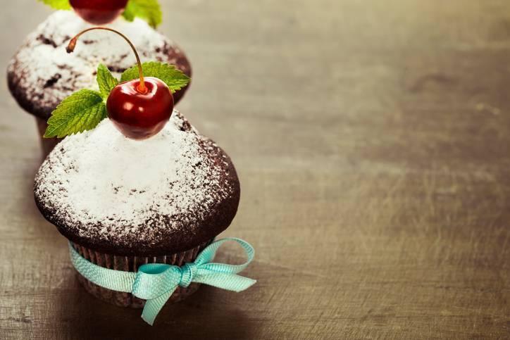 Muffin al cioccolto
