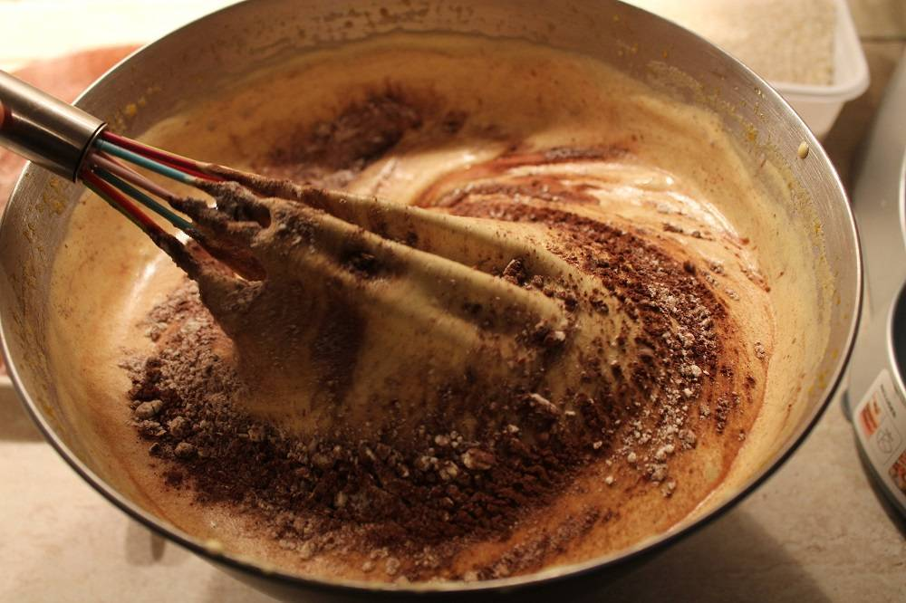 Bien-aimé Pan di Spagna alla Nutella IN31