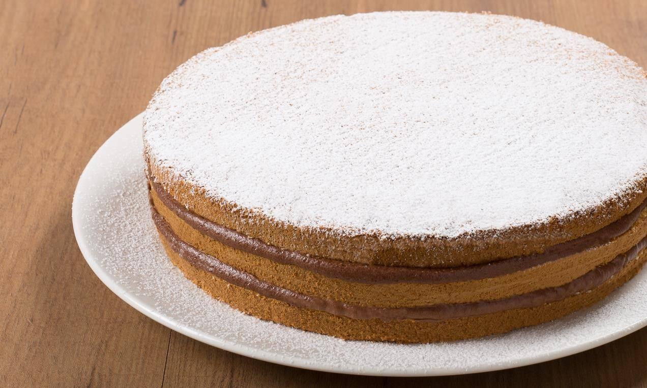 Préférence La Torta Paradiso farcita alla Nutella una soffice bontà tutta da  QZ56