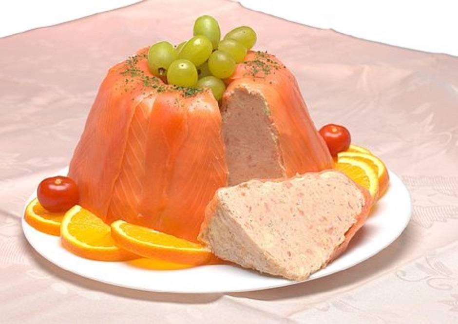 Terrina di salmone affumicato