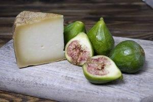 fichi e formaggio