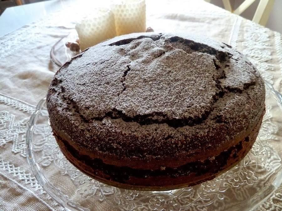 torta al caffè