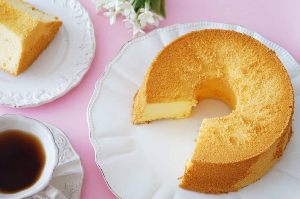 chiffon cake la torta altissima