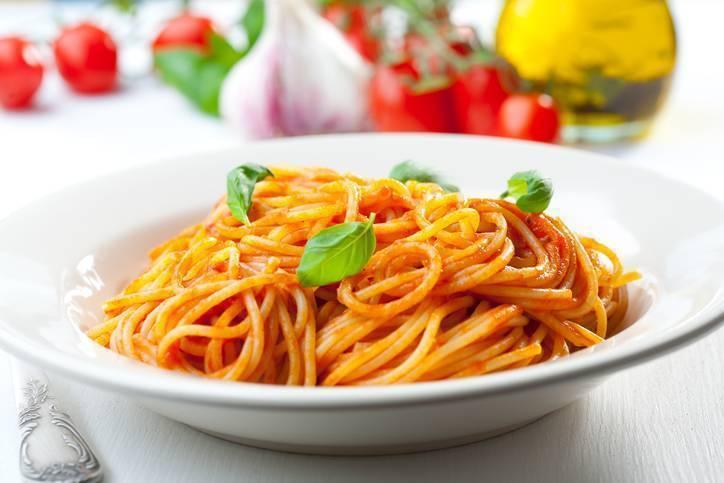 spaghetti con peperoncino