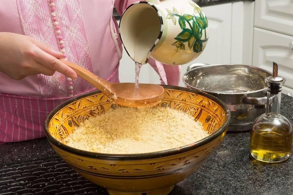 come cucinare il cous cous
