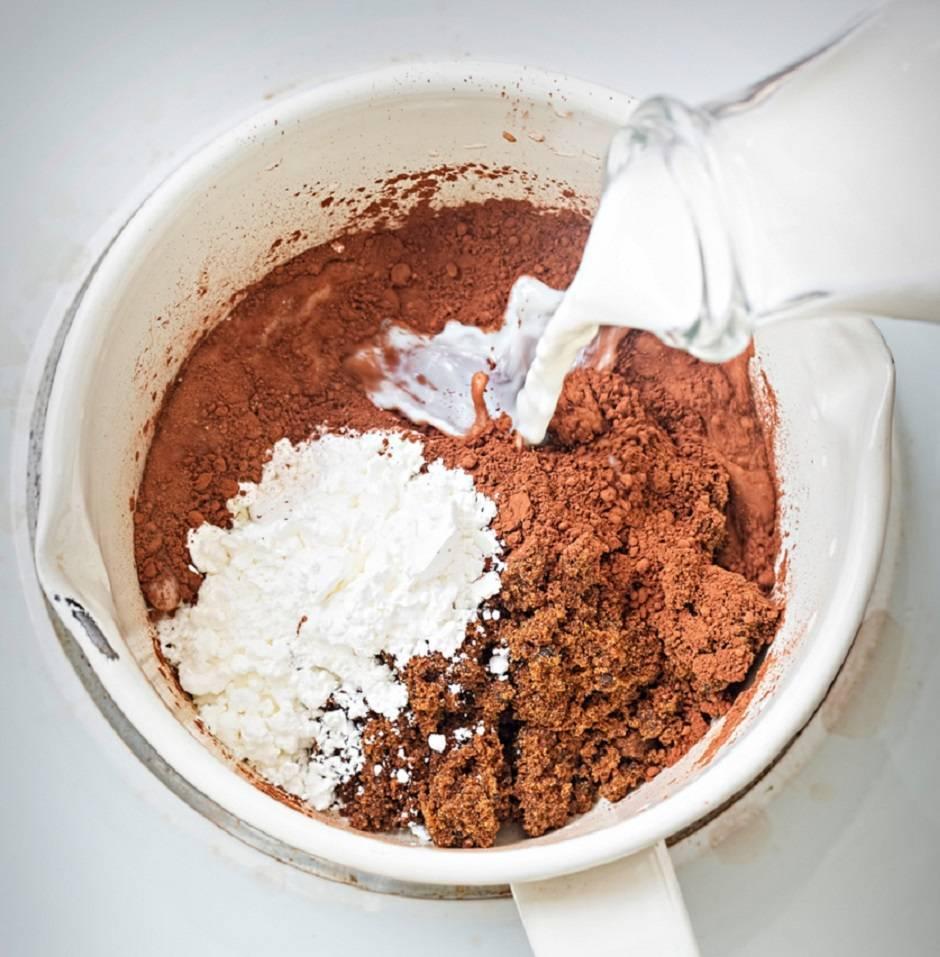 Mug Cake Corn Flour