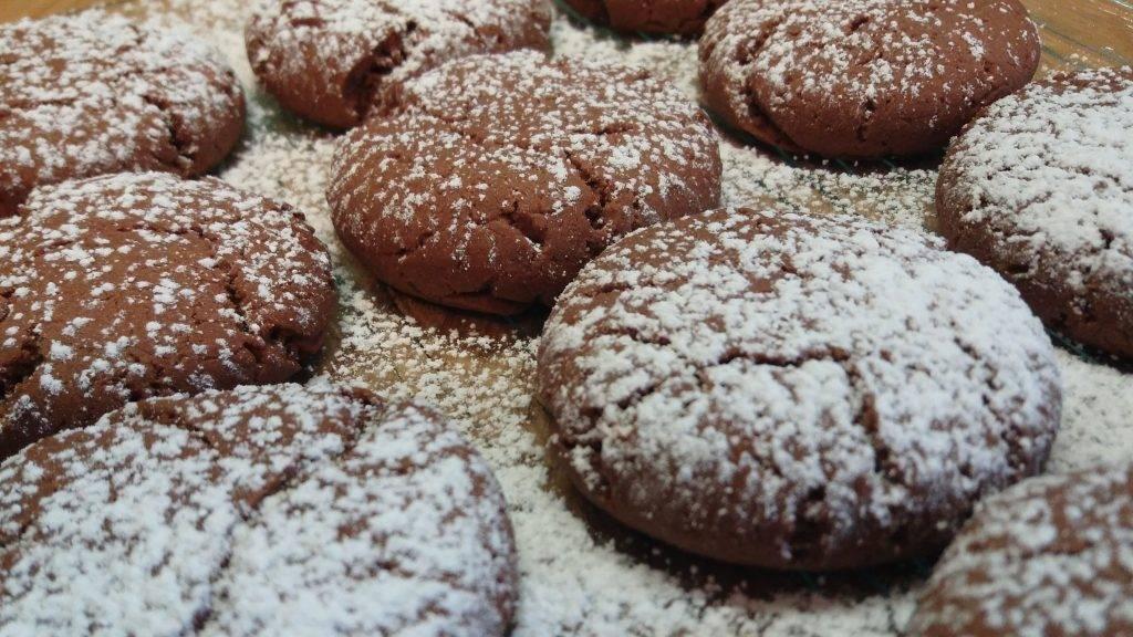 Biscotti alla nutellaI