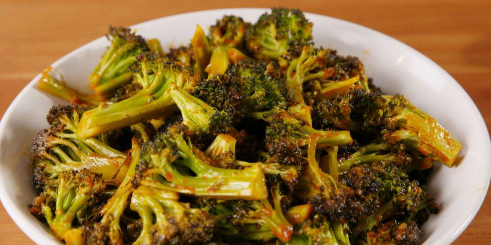 broccoli affogati al vino