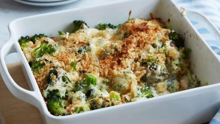 Broccoli siciliani gratinati
