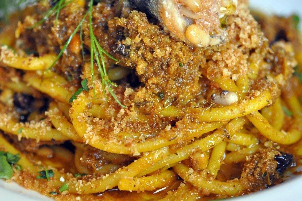 spaghetti alla palinurese