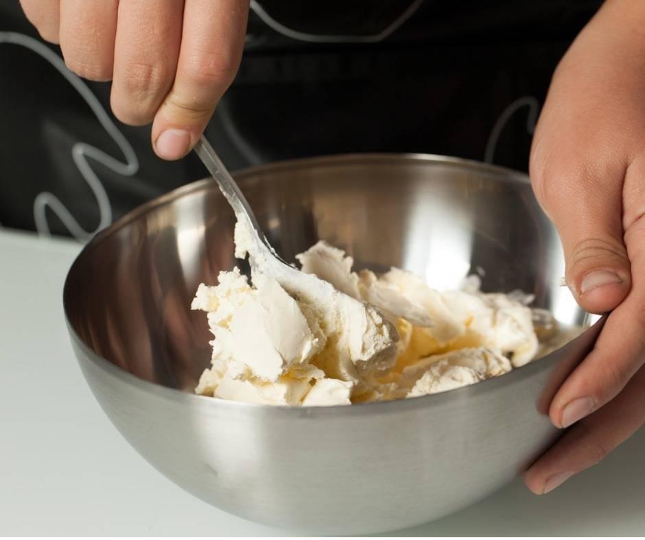 rotolo alla Nutella e mascarpone