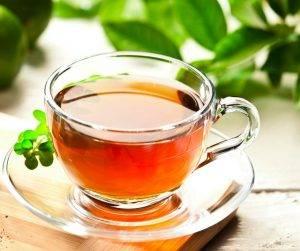 plumcake al miele e tè