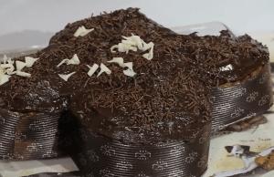 Dolci Pasquali: Colomba Pasquale al Cioccolato