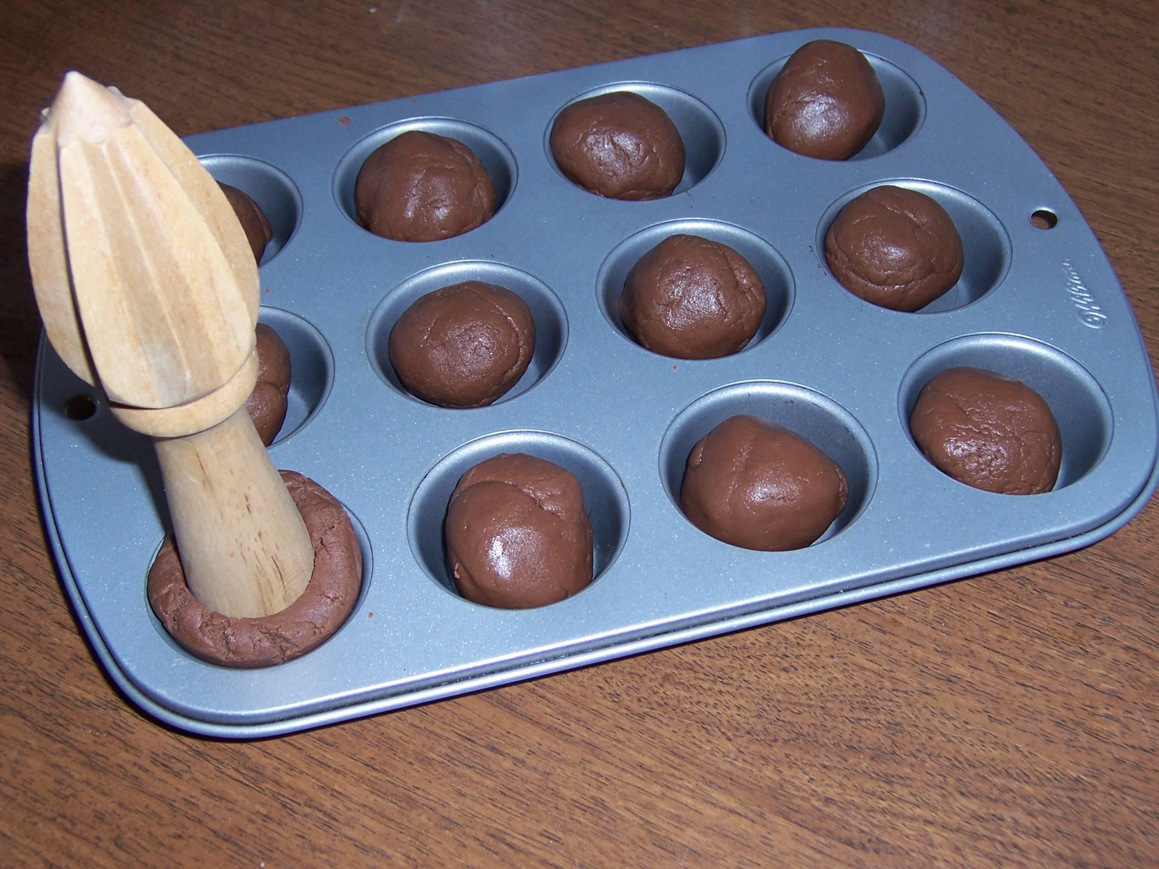 Ricetta crostatine alla nutella friabili una dolcissima - Bagno nella nutella ...