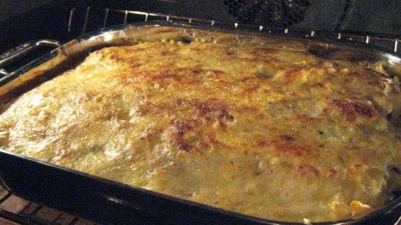 Ricetta Delle Lasagne Ai Quattro Formaggi.Lasagna Bianca Ai Quattro Formaggi Una Variante Fantastica