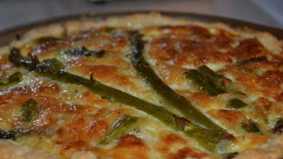 quiche di asparagi