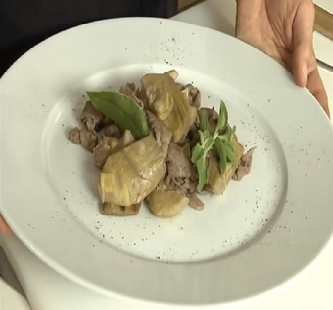 Straccetti di Carciofi, rapidi e gustosi da preparare