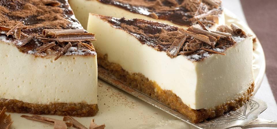 cheesecake al tiramisù