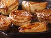 Cipolle al Forno Caramellate all'Aceto