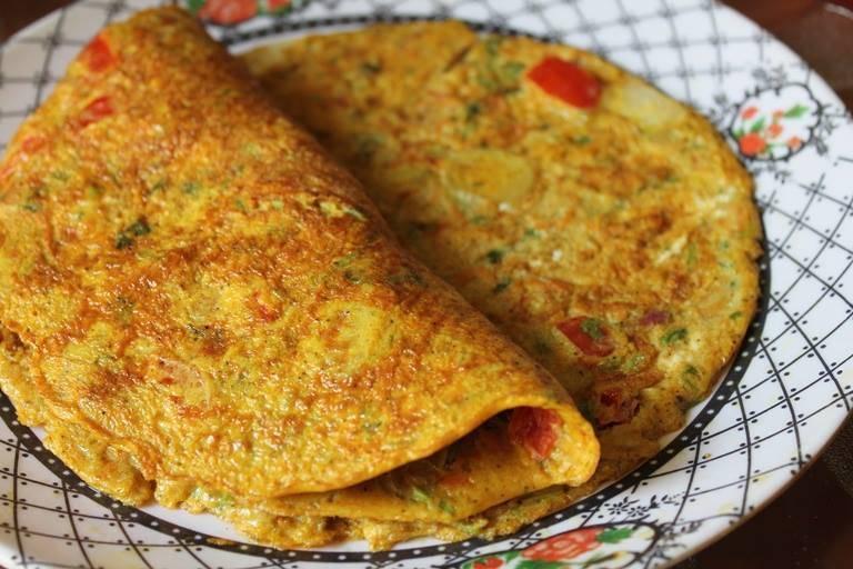 Omelette alle Verdure