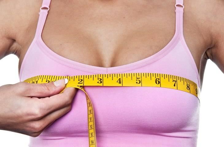 aumentare il seno di una taglia