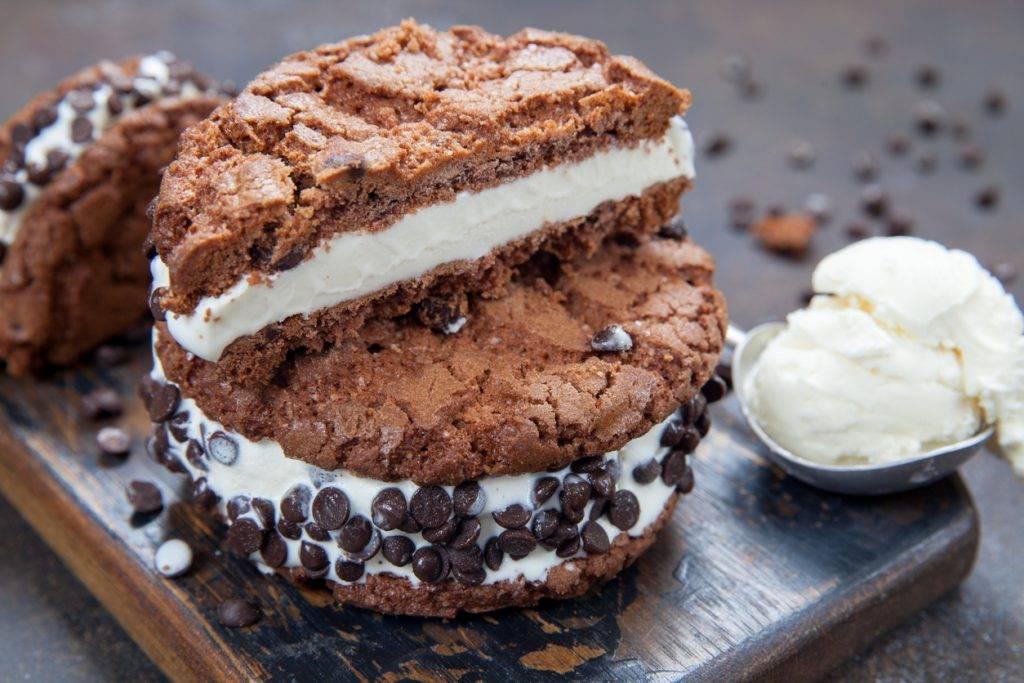 cookies gelato senza gelatiera