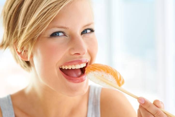 dieta del sushi