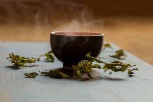 dieta del thè verde