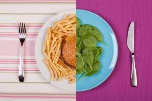dieta fast, come perdere 10 kg in due mesi
