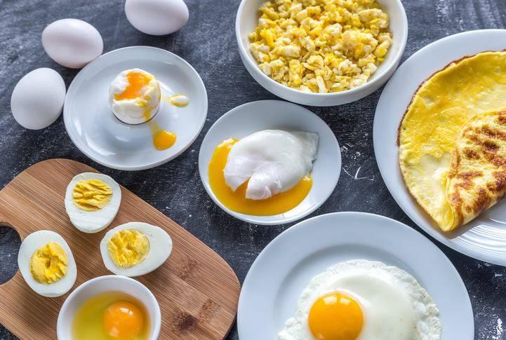 Diversi modi di cucinare le uova qual 39 il tuo preferito - Cucinare le uova ...