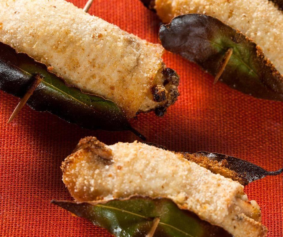 Involtini di Pesce Spada, ricetta veloce
