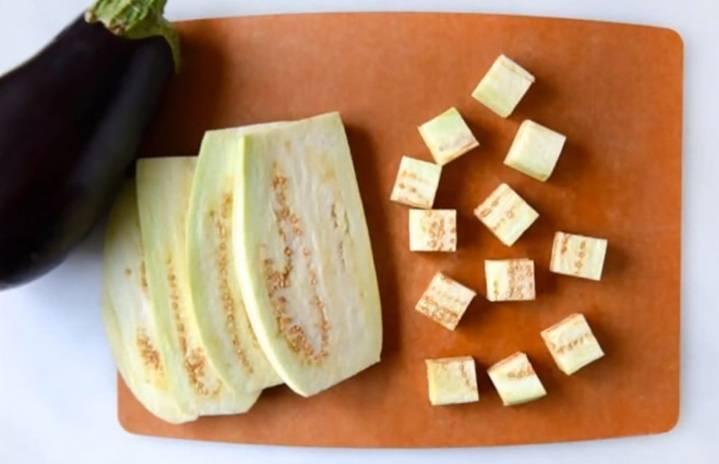 Pasta con Melanzane Cremosa Veloce