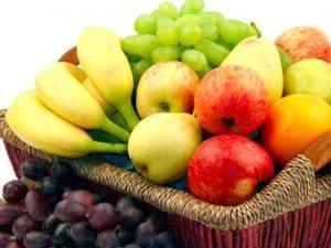 quante calorie ha la frutta?