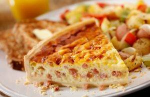 quiche dipatate