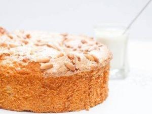 torta allo yogurt della nonna