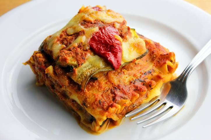 Lasagne di Verdure di Stagione