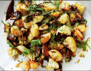 patate e melanzane