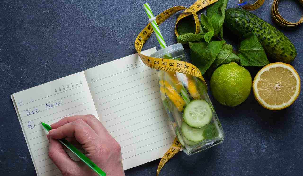 Dieta disintossicante e dimagrante - ricettasprint