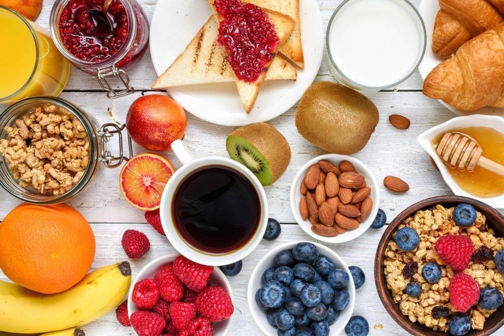 idee per una colazione light