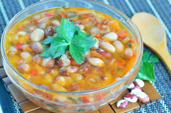 Zuppa di Fagioli Light