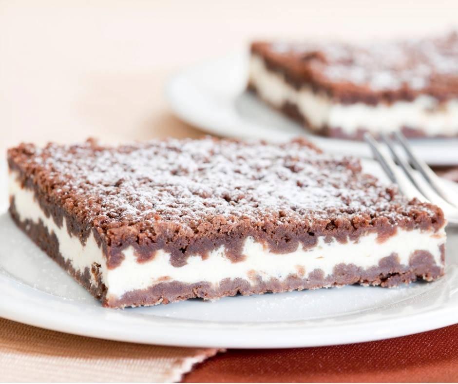 Cheesecake Cioccolato e Ricotta