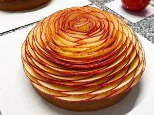 Cedric Grolet - torta di mele
