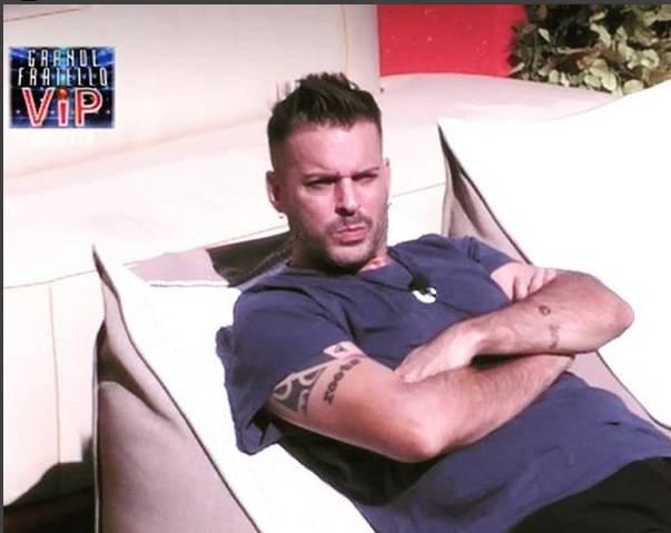 Grande Fratello Vip, Enrico Silvestrin polemizza sul cibo - Instagram Ufficiale