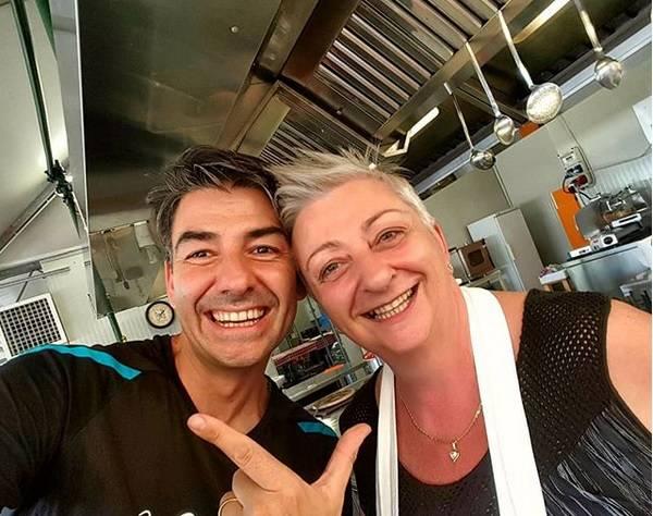 Sergio Barzetti ed Alessandra Spisni insieme dopo La Prova del Cuoco - Instagram Ufficiale