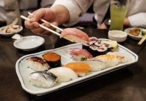 Sushi, come riconoscere quello fresco