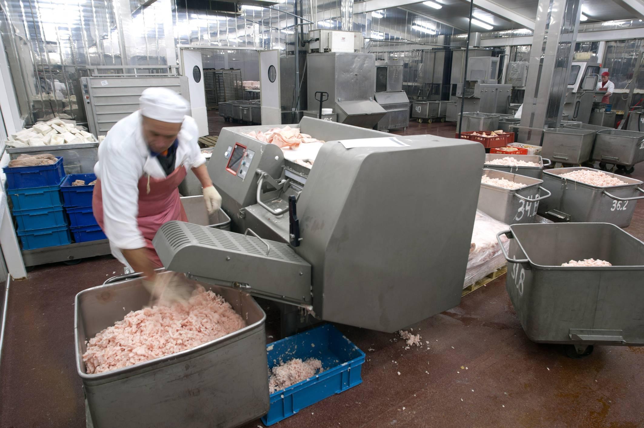 carne separata meccanicamente, ecco cosa contiene