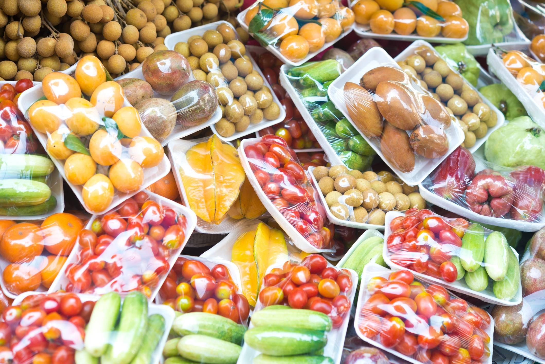 il cibo sostenibile e i suoi inganni