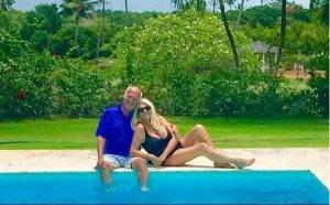 Mara Venier in vacanza con il marito Nicola - Instagram Ufficiale