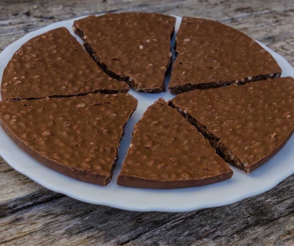 Torta di Riso e Cioccolato